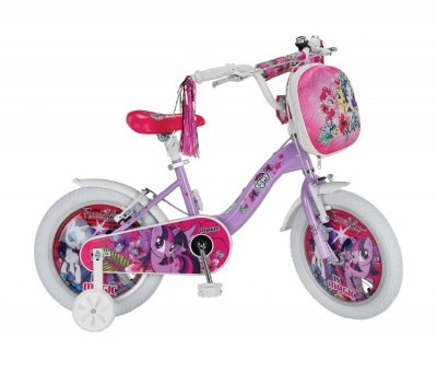 Ümit 16 My Little Pony Bmx Çanta V Vites